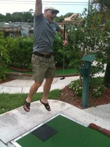Goofy Golf/Jump