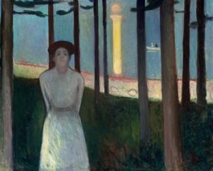 """The Voice,"" Edvard Munch"